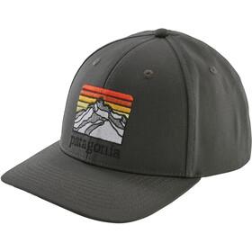 Patagonia Line Logo Ridge Roger That Hat forge grey